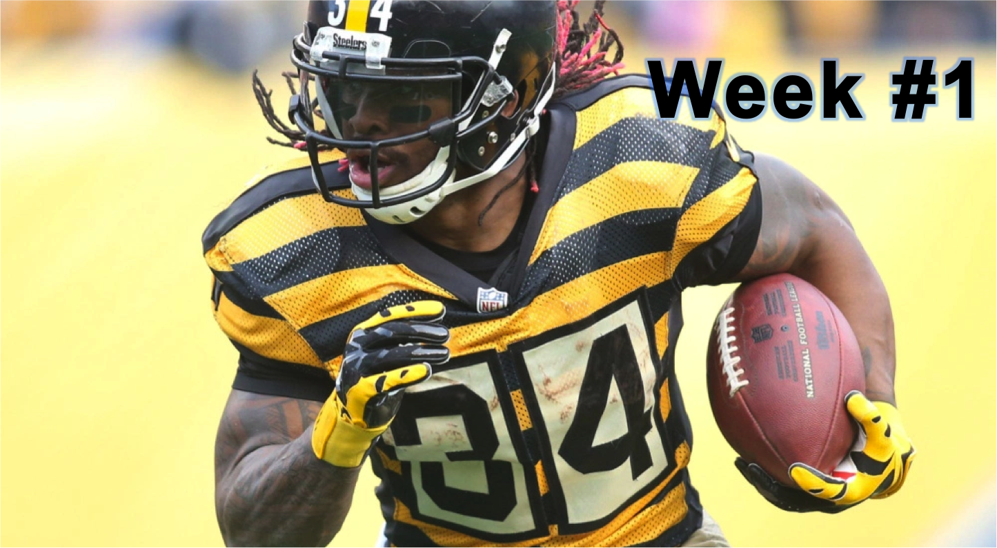 week one fantasy football projections Free fantasy football rankings, projections, articles and community free fantasy football rankings, projections, articles and community  despite week one's win .